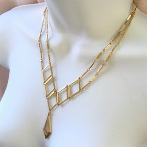 SARAH COVENTRY Gold Necklace